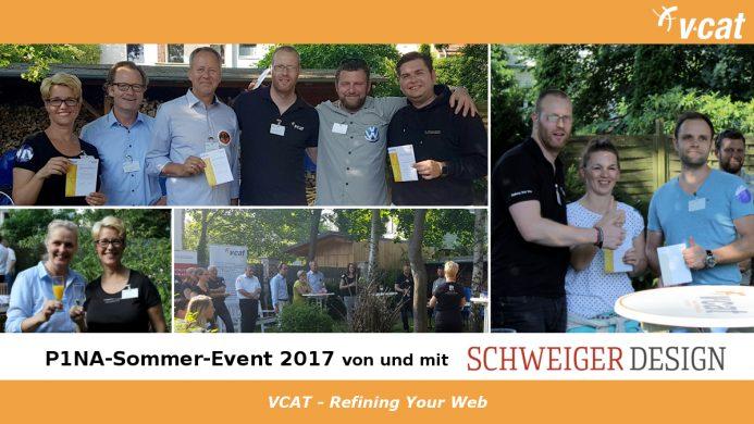 P1NA-Partnerprogramm: Netzwerktreffen der Kreativbranche in Potsdam