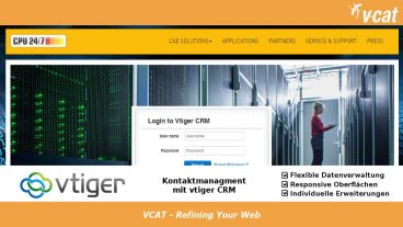 vtiger-Datenbank für High Performance Computing-Experten aus Potsdam