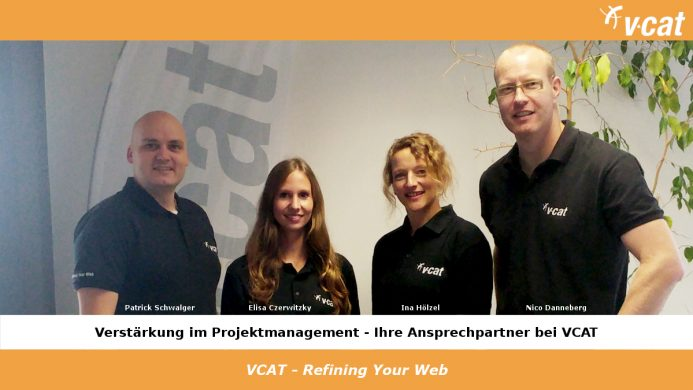 Neue Projektmanagerin bei der VCAT Consulting