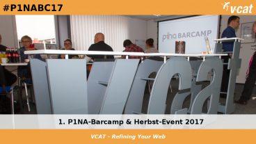 P1NA-Barcamp für kreative Unternehmen in Potsdam