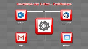 E-Mail-Konto in Microsoft Office 2016 (und neuer) auf Windows 10 richtig einrichten