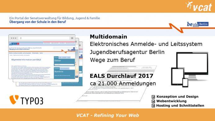 EALS – eine Multidomain-Anwendung mit TYPO3