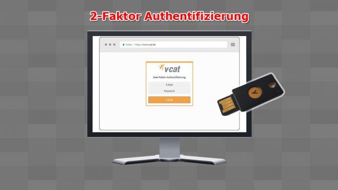2-Faktor Authentifizierung für sichere Webportale