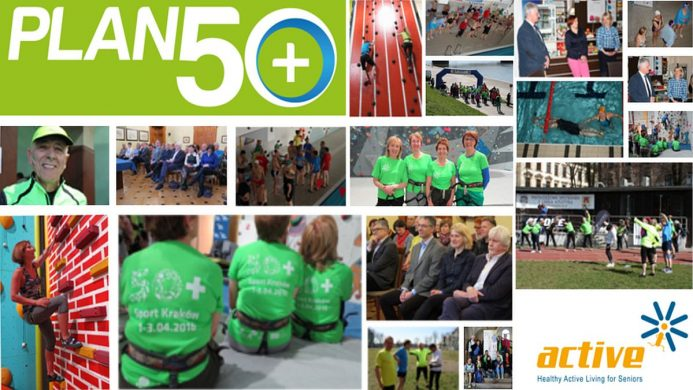 "VCAT präsentiert den Online-Planer ""Plan50+"" für das EU geförderte Projekt ""Active I – Healthy Active Living for Seniors"""