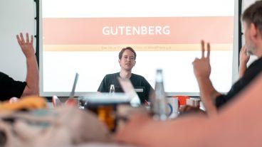 Auf den Spuren Gutenbergs – unser zweiter 3VDay Extended