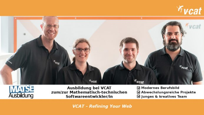 """Constanze Rudwaleit ist neue """"MaTSE"""" bei der VCAT Consulting"""