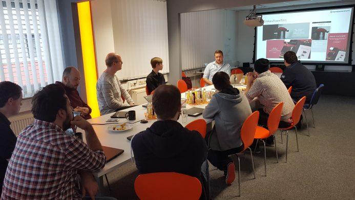 Webshop-Systeme – ein Rückblick auf unseren dritten #3VDay Extended