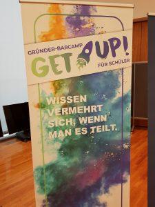 Gründer-Barcamp für Schüler - Rollup - #getup