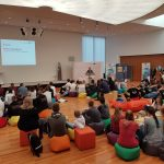 Gründer-Barcamp für Schüler - Begrüßung