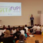 Gründer-Barcamp für Schüler - Eröffnung