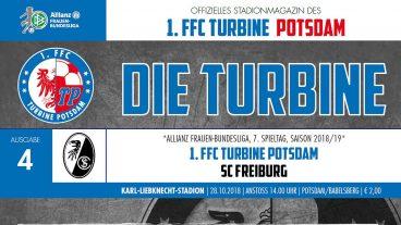 1. FFC Turbine Potsdam und die VCAT Consulting GmbH – ein starkes Team
