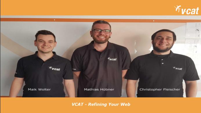 Neue Kollegen verstärken VCAT-Team