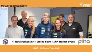 Netzwerkabend mit Turbine Potsdam und P1NA