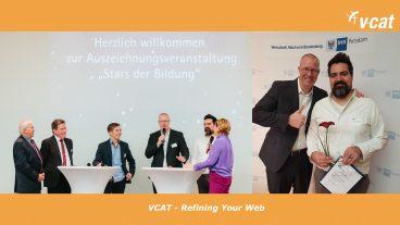 Mit Traumnote Eins abgeschlossen – Ehrung für VCAT-Absolventen Sebastian Anklamm