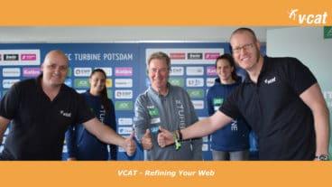 1. FFC Turbine Potsdam und VCAT gehen in die Verlängerung