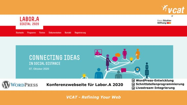 Labor.A 2020 geht digital