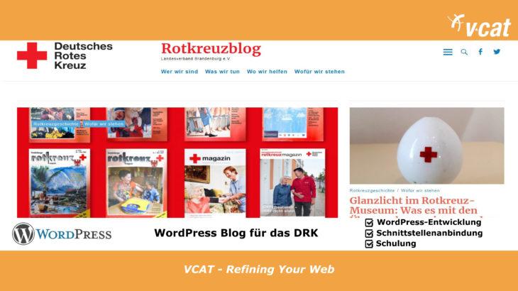 Rotkreuzblog - DRK Magazin wird digital