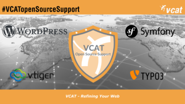 VCAT mit neuem Format im Open Source Support