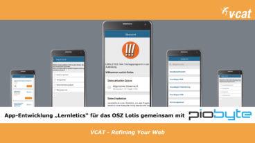 "OSZ Lotis bringt E-Learning App ""Lernletics"" auf den Markt"